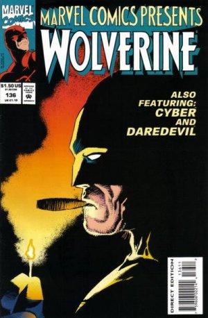 Marvel Comics Presents # 136