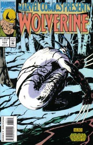 Marvel Comics Presents # 137