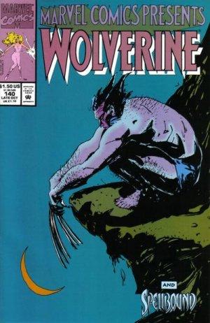 Marvel Comics Presents # 140