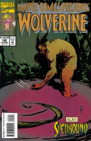 Marvel Comics Presents # 142
