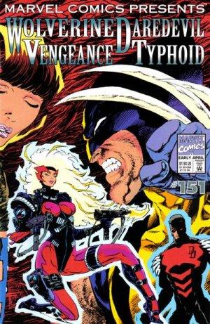 Marvel Comics Presents # 151