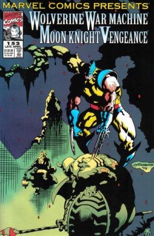 Marvel Comics Presents # 152
