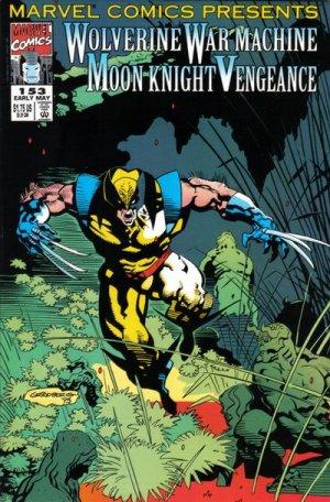 Marvel Comics Presents # 153