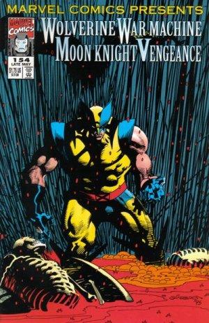 Marvel Comics Presents # 154