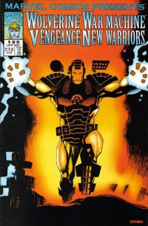 Marvel Comics Presents # 155