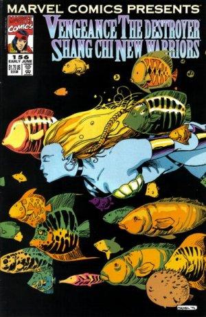 Marvel Comics Presents # 156