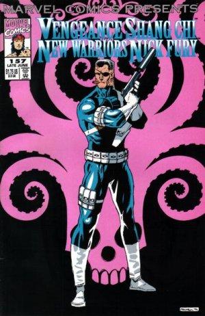 Marvel Comics Presents # 157