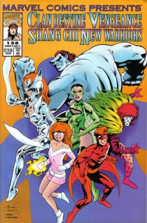 Marvel Comics Presents # 158