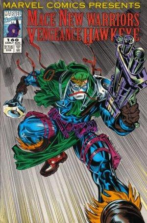 Marvel Comics Presents # 160