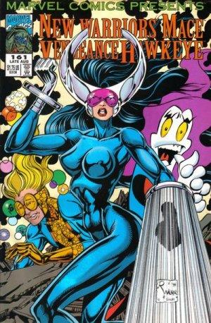 Marvel Comics Presents # 161