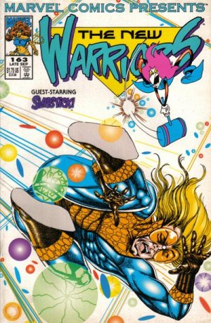 Marvel Comics Presents # 163
