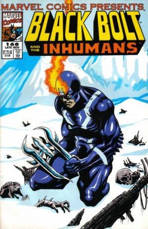 Marvel Comics Presents # 168