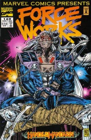 Marvel Comics Presents # 169