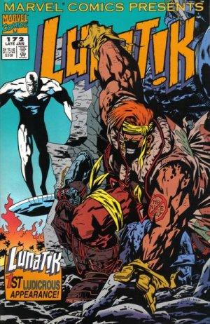 Marvel Comics Presents # 172