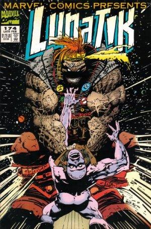 Marvel Comics Presents # 174