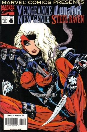 Marvel Comics Presents # 175