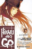 couverture, jaquette Hikaru No Go 17 VOLUME (Tonkam)
