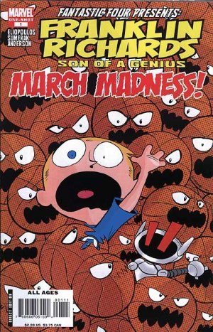 Franklin Richards - March Madness édition Issues