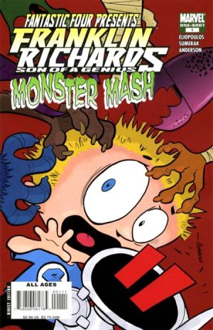 Franklin Richards - Monster Mash édition Issues