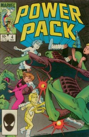 Power Pack # 4 Issues V1 (1984 - 1991)