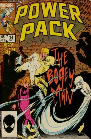 Power Pack # 14 Issues V1 (1984 - 1991)