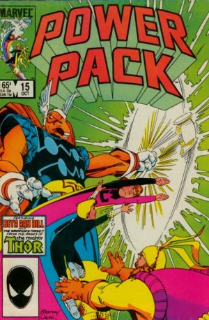 Power Pack # 15 Issues V1 (1984 - 1991)