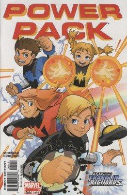 Power Pack # 1 Issues V3 (2005)