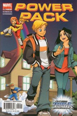 Power Pack # 2 Issues V3 (2005)