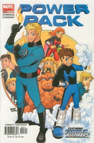 Power Pack # 3 Issues V3 (2005)