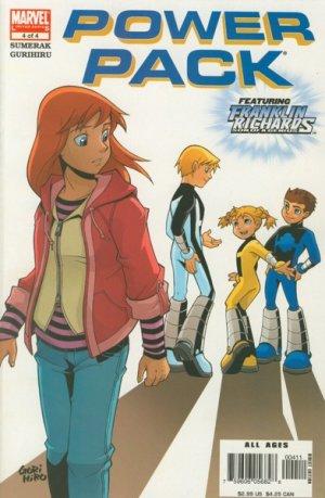 Power Pack # 4 Issues V3 (2005)