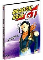 couverture, jaquette Dragon Ball GT 12 UNITE 2NDE EDITION (AB Production)