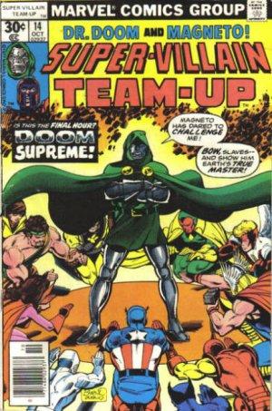 Super-Villain Team-Up # 14 Issues