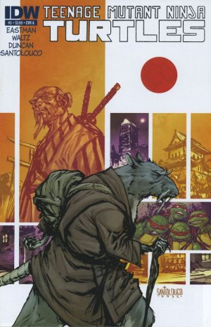 Les Tortues Ninja # 5 Issues V5 (2011 - ongoing)