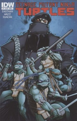 Les Tortues Ninja # 7 Issues V5 (2011 - ongoing)