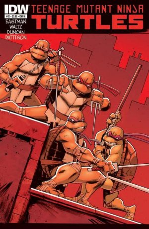 Les Tortues Ninja # 12 Issues V5 (2011 - ongoing)
