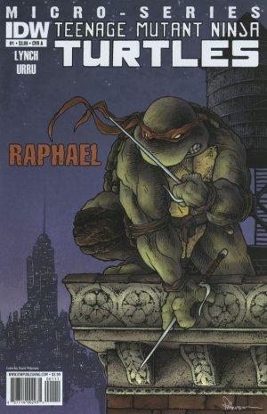 Teenage Mutant Ninja Turtles - Microseries édition Issues (2011 - 2012)