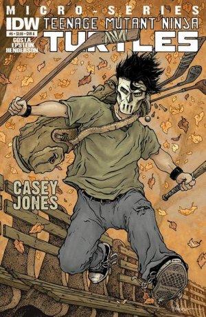 Teenage Mutant Ninja Turtles - Microseries # 6 Issues (2011 - 2012)