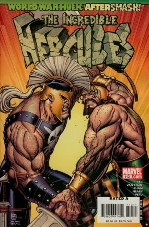 The Incredible Hercules édition Issues (2008 - 2010)