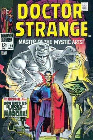 Docteur Strange édition Issues V1 (1968 - 1969)