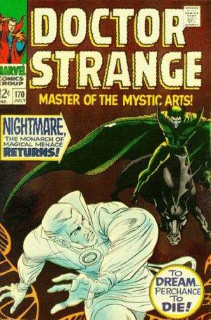 Docteur Strange # 170 Issues V1 (1968 - 1969)