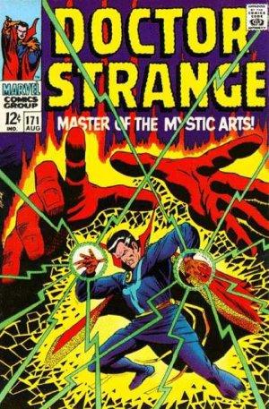 Docteur Strange # 171 Issues V1 (1968 - 1969)