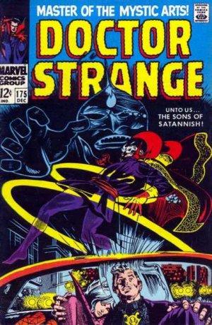 Docteur Strange # 175 Issues V1 (1968 - 1969)
