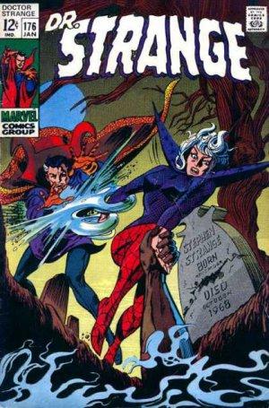 Docteur Strange # 176 Issues V1 (1968 - 1969)