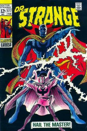 Docteur Strange # 177 Issues V1 (1968 - 1969)