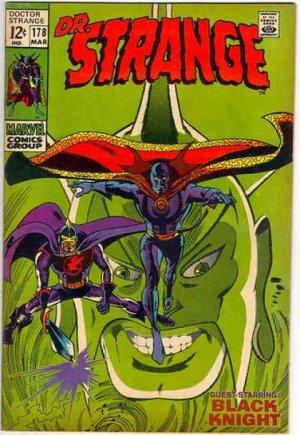 Docteur Strange # 178 Issues V1 (1968 - 1969)