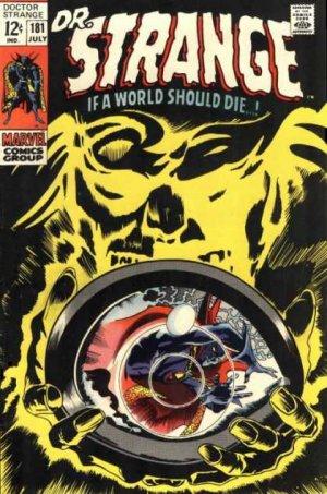 Docteur Strange # 181 Issues V1 (1968 - 1969)