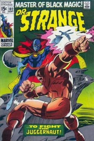 Docteur Strange # 182 Issues V1 (1968 - 1969)