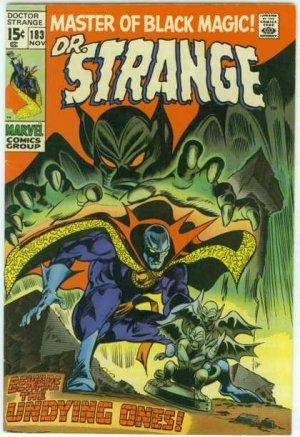 Docteur Strange # 183 Issues V1 (1968 - 1969)