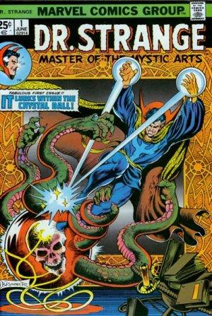 Docteur Strange édition Issues V2 (1974 - 1987)