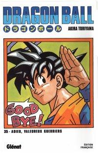 couverture, jaquette Dragon Ball 35 Édition originale - Simple  (Glénat Manga)